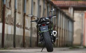 Kawasaki Z900 2020 Test in Spanien Bild 17