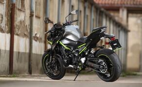 Kawasaki Z900 2020 Test in Spanien Bild 18