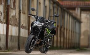 Kawasaki Z900 2020 Test in Spanien Bild 19