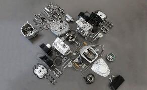 BMW R18 Motor Bild 6 Puzzle für Fortgeschrittene