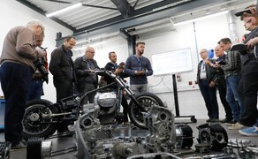 BMW R18 Motor Bild 20