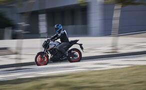 Yamaha MT-03 Test 2020 Bild 2