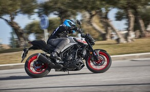 Yamaha MT-03 Test 2020 Bild 11