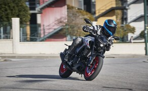 Yamaha MT-03 Test 2020 Bild 6