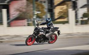 Yamaha MT-03 Test 2020 Bild 7