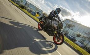 Yamaha MT-03 Test 2020 Bild 16