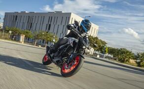 Yamaha MT-03 Test 2020 Bild 20