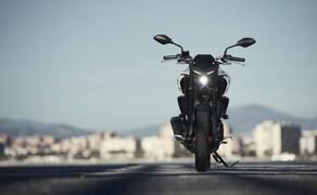 Yamaha MT-03 Test 2020 Bild 14