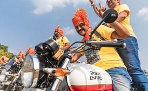 Royal Enfield Rider Mania 2019 Bild 5