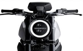 NIU RQi 2020 - das erste Elektromotorrad von NIU Bild 4