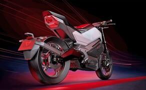 NIU RQi 2020 - das erste Elektromotorrad von NIU Bild 2
