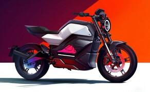 NIU RQi 2020 - das erste Elektromotorrad von NIU Bild 5