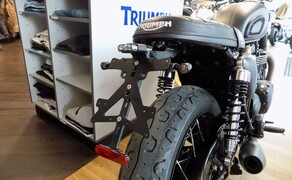 Triumph Bonneville ACE Umbau Bild 3