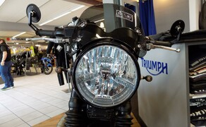 Triumph Bonneville ACE Umbau Bild 8