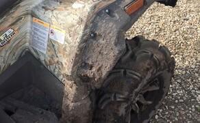 Stels ATV Gelände Probefahrt Tag  Bild 16 Stels 650 Guepard ATV in Wood Camouflage