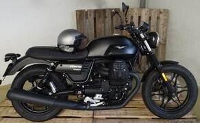 Moto Guzzi Ausstellung Bild 2