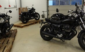 Moto Guzzi Ausstellung Bild 4