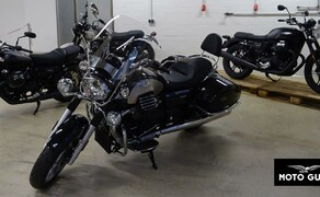 Moto Guzzi Ausstellung Bild 1