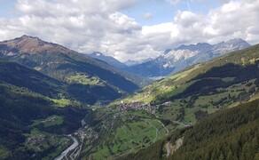Alpenüberquerung  2019 Bild 3
