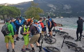 Alpenüberquerung  2019 Bild 11
