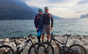 Alpenüberquerung  2019 Bild 12