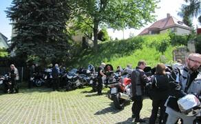 Motorradausfahrt 2019 zum Besucherbergwerk Marie Louise Stolln Bild 5
