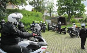 Motorradausfahrt 2019 zum Besucherbergwerk Marie Louise Stolln Bild 8