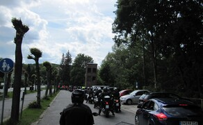 Motorradausfahrt 2019 zum Besucherbergwerk Marie Louise Stolln Bild 11
