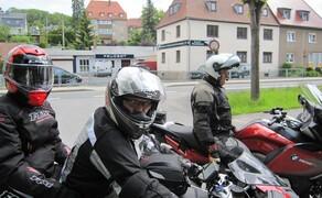 Motorradausfahrt 2019 zum Besucherbergwerk Marie Louise Stolln Bild 12