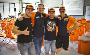 Moto GP Public Viewing Bild 3