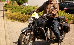 Zweirad Schneider in Rösrath-Köln Bild 8 Moto Guzzi Nuovo-Falcone 500