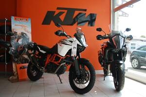 KTM Adventure-Ecke
