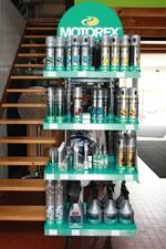 Sprays von MotoRex, z.B. Startpilot, Kettenspray, Rostlöser uvm.