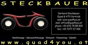 STECKBAUER quad4you Fahrzeughandel