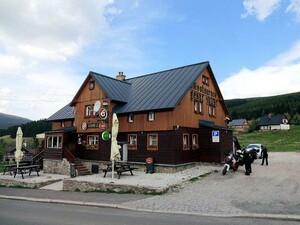 Restaurant an der polnischen und tschechischen Grenze