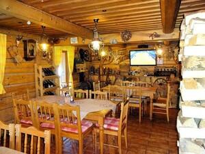 Im Restaurant an der polnisch -  tschechischen Grenze