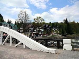 In Spindlermühle (Špindleruv Mlýn)
