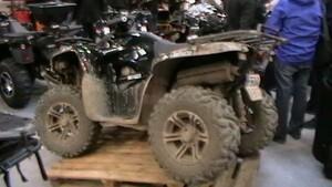 Triton ATV 4x4 ATV EFI LOF