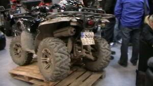 ATV Triton 700 LOF EFI 4x4