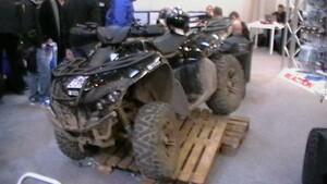 Triton ATV 700 LOF 4x4 EFI