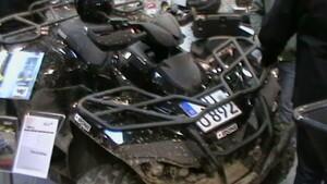 Triton 4x4 ATV 700 LOF EFI