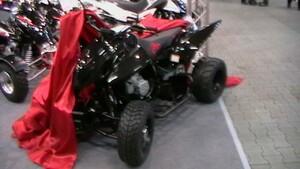 Triron Quad Supermoto 400 EFI LOF Black Lizard