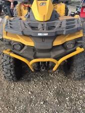 Stels 650 Guepard ATV mit Servo