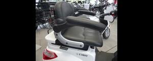 Detail - Elektro-Dreirad Luxxon E3800