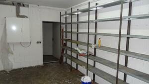 Unser Lagerraum 1 für Kleinteile