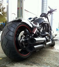Harley Davidson, VRSCDX,Night Rod Special