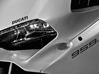 Ducati 959 Panigale Mega Poster