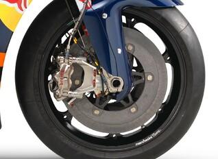 KTM RC16 MotoGP Bike