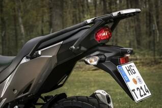 Kawasaki Versys-X 300 Test