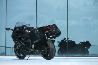 Kawasaki Ninja H2 SX SE im Detail